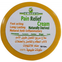 Natural Pain-Relieving Cream
