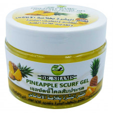 Skin scrub with Pineapple Extract